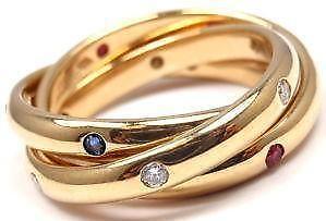 Cartier Trinity Ring Ebay