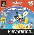 Disney Educatief Mickey Mouse (ps1 tweedehands game)