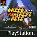 [Playstation 1] Grand Theft Auto Platinum