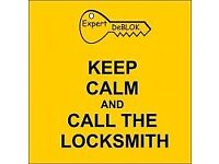 LOCKSMITH 24/7 Service in 20 min.