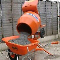 *** BELLE CEMENT MIXER -  FOR RENT ***