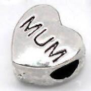 Mum Charm Bead