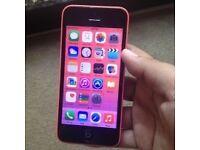 iPhone 5c pink