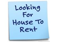 Looking for a 3 , 4 bedroom house to let in bd2