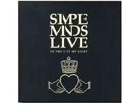 LPs and 12-inch singles - Deutsch Amerikanische Freundschaft, Redskins and Simple Minds