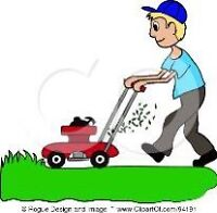 Youth looking to mow lawns