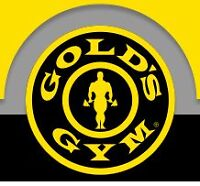 9 personal training sessions @ Golds Gym