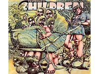 Yesterday's Children - 2014 reissue of the CD by the band of the same name.