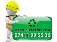 WASTE REMOVAL WASTE METAL RECYCLING RUBBISH CLEARANCE HOUSE CLEARANCE