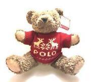 Ralph Lauren Teddy Bear Sweater