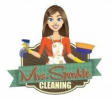 Mrs sparkle cleaning