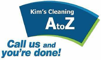 Kim's Cleaning A-Z