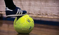 LOOKING FOR 2 INDOOR/FUTSAL SOCCER PLAYERS