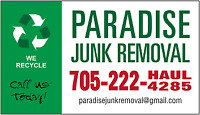 JUNK REMOVAL & DUMP RUNS  CALL 7 DAYS A WEEK