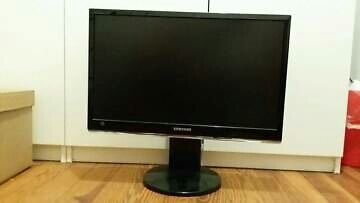 hp 24 zoll monitor fullhd in n rnberg mitte monitor. Black Bedroom Furniture Sets. Home Design Ideas