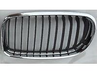 BMW e90 e91 LCI genuine chrome and black kidney grills