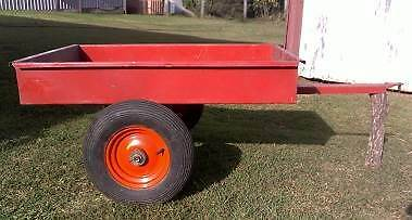 RIDE-ON MOWER TRAILER. Yarraman Toowoomba Surrounds Preview