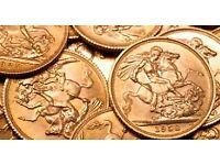 Gold Sovereign wanted - best price paid