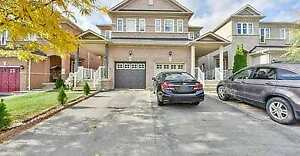 4 + 1 Bedroom Semi-Detached Home, Brampton