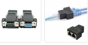 Cat5e/Cat6 Adapters for a CHEAPER PRICE from $5.61 to $44.10. We have more stocks available!