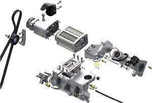 Honda Supercharger Kit