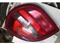 Nissan Almera O/S Rear Light (2002)