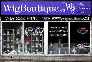 Moving-Wig Boutique Space for Lease