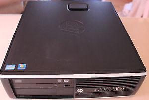HP Elite 8300, i5 3470,  8 Gig HD 1000