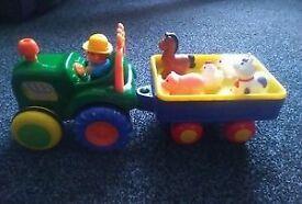 Oldmacdonald tractor