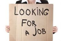 Looking for FT employment in Peterborough