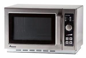RCS10DSE Amana Commercial Microwave Oven