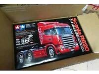 Tamiya scania r620 nib truck 1/14