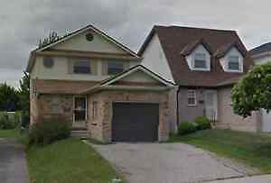 Beautiful 5 Bedroom Home Close to Public Transit for Rent