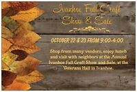 Annual Ivanhoe Fall Craft show and sale