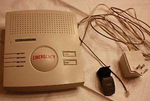 Système d'alarme 911 avec bracelet pour surveillance à distance