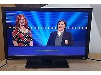 Toshiba 24 Inch LED HD TV / DVD Combi - Freeview – USB Slot - Remote. NO OFFERS