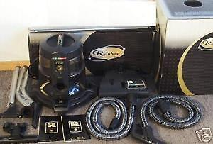 RAINBOW VACUUM CLEANER E SERIES LIKE NEW WITH 2 YEAR WARRANTY