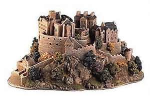 LILLIPUT LANE COTTAGE L2537 EDINBURGH CASTLE MINI NEW IN BOX WORLDWIDE SHIPPING