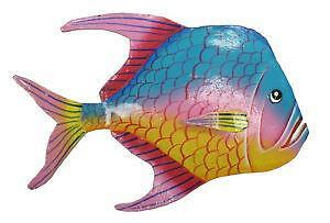 Fish Decor For Walls tropical decor | ebay