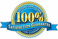 Not Sure About The Design You Want? Your Satisfaction Guaranteed