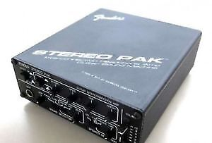 Fender Stereo Pak headphone amp