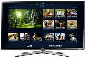 "TV Samsung 46"" 6300 SMART TV(with Original Box)"