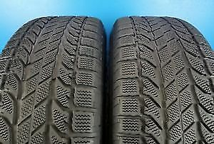 235/50R17 FARROAD 2USED WINTER TIRES 80%tread left