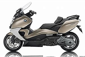 2013 BMW C650  GTmaxi scooter