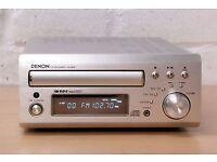 DENON UD-M30 Hi-Fi Compact CD FM AM tuner audio system
