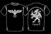 Black Metal Shirt