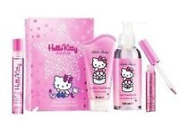 Avon Hello Kitty care kit