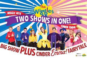 Wiggles Perth x 2 Tickets10am show Waroona Waroona Area Preview