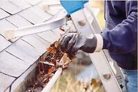 Eavestrough & Window Cleaning ***low rates*** 780-264-4201