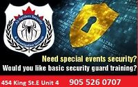 AJ SPIDERS SECURITY offering Services and Security Training